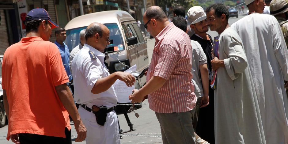 ضبط 3 سائقين يتعاطون المواد المخدرة خلال حملة أمنية في الجيزة