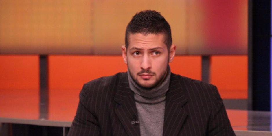 جثمان الإعلامي عمرو سمير يصل القاهرة غدا