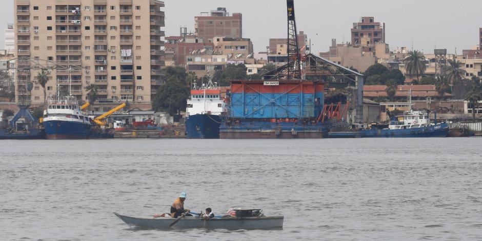 اقتصادية قناة السويس: ميناء الأديبة يحقق 85% نمو في أغسطس الماضي