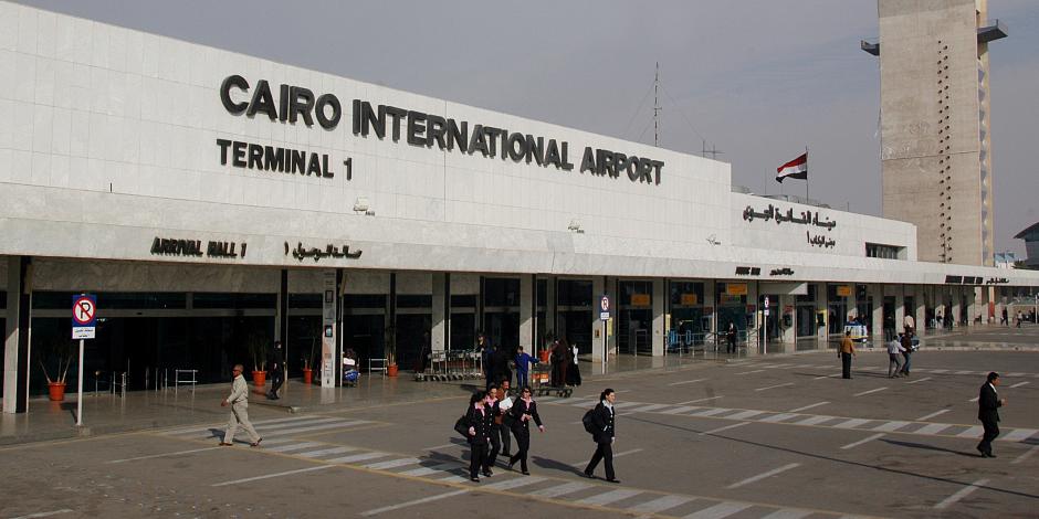 22 رحلة داخلية من مطار القاهرة الدولى إلى المدن السياحية