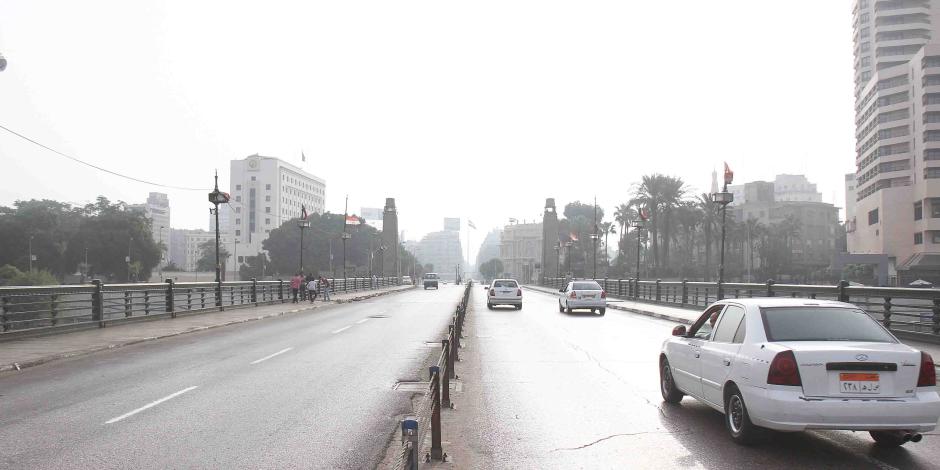النشرة المرورية.. سيولة بطرق وميادين القاهرة والجيزة