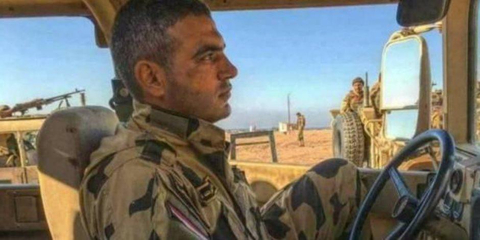 """حمزة أحمد المنسى: الجيش انتقم للشهداء """"لكن انتقامى أنا لسا مجاش"""""""