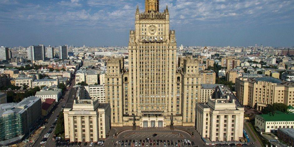 موسكو تطالب أوكرانيا بتأمين بعثاتها الدبلوماسية خلال الانتخابات الروسية