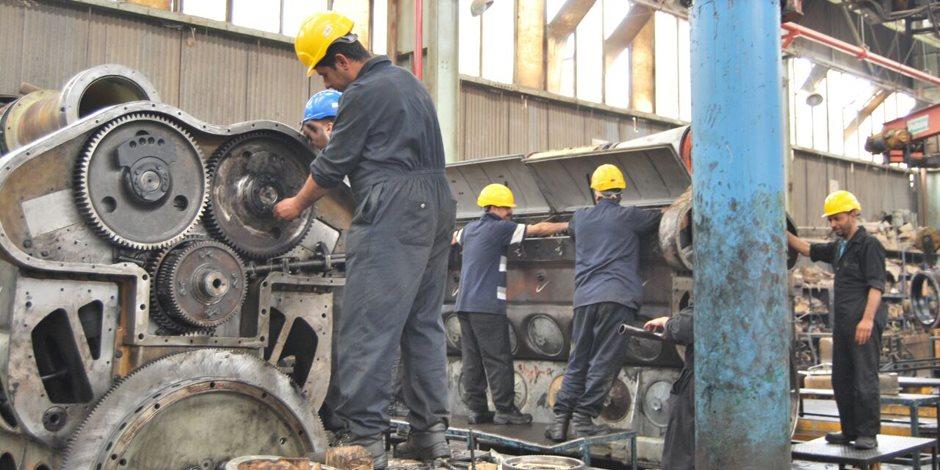 رئيس السكة الحديد:  إنتاج «ايرماس» الشهرى 35 عمرة عمومية وعادية للجرارات