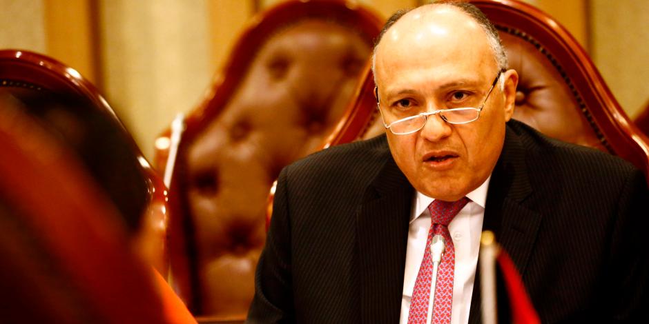 الخارجية: شكرى وقع بيان العلا وأكد تقدير مصر لكل جهد يبذل لتحقيق المصالحة