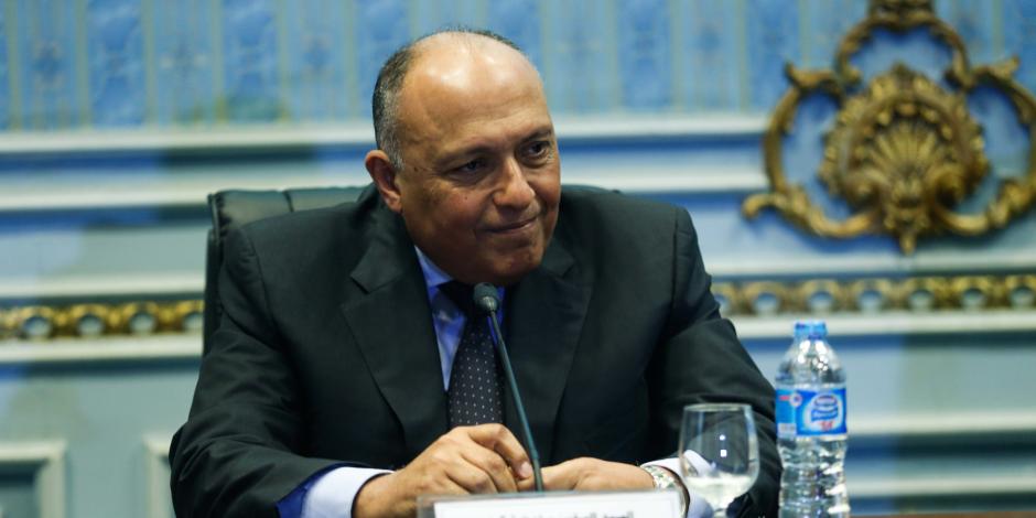 وزير الخارجية بنيويورك يطالب بإنهاء الصراع بالقضية الفلسطينية وإقامة الدولة