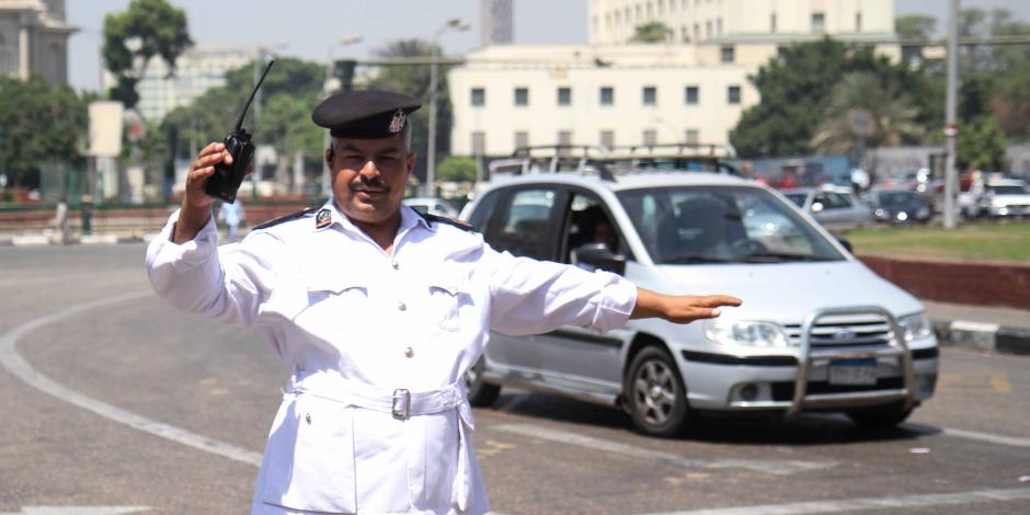 ضبط 499 مخالفة مرورية متنوعة بنطاق القاهرة الكبرى