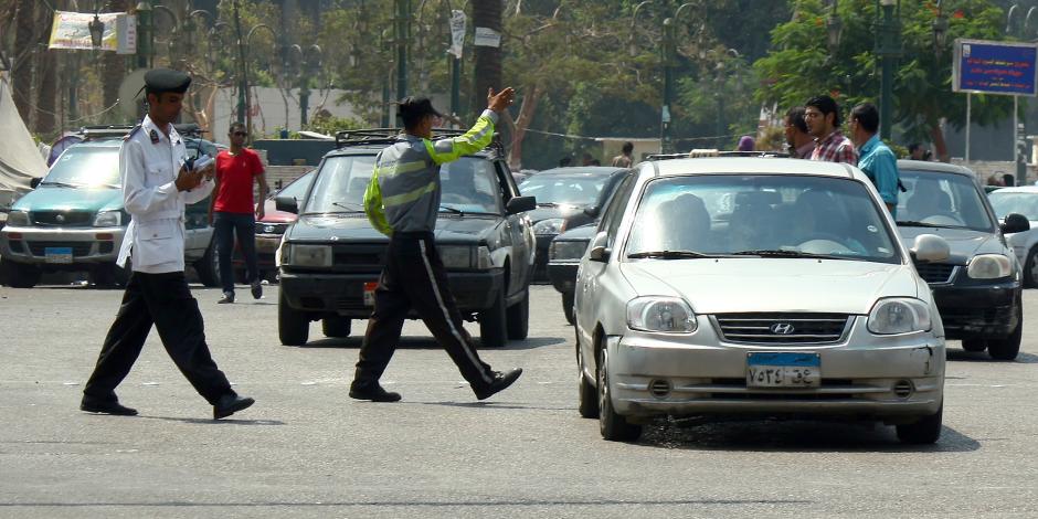 المرور: إغلاق شارع البستان بالقاهرة لتغيير تكييف مركزي بشركة مصر للتأمين