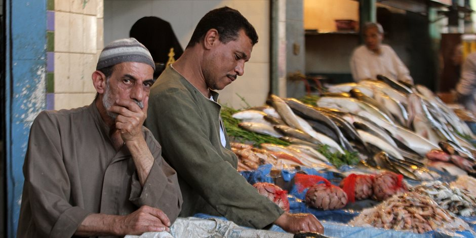 أسعار السمك اليوم الأربعاء 29-4-2020.. البوري يبدأ من 40 جنيها للكيلو