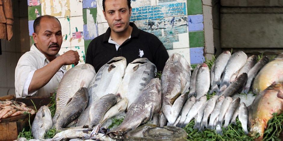 ننشر أسعار السمك اليوم الأربعاء 20-5-2020.. السمك البوري يبدأ من 40 جنيها للكيلو
