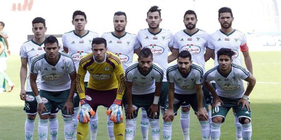 المصري يخطر الاتحاد المصري و الافريقي بالعودة إلى ملعبه في الكونفدرالية