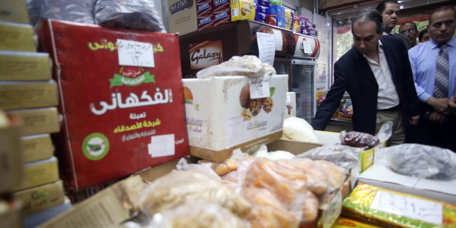 ضبط كمية من الجبن التركي غير صالحة للاستهلاك الآدمي بالإسكندرية