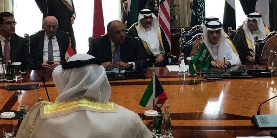 """""""عام على تأديب قطر"""".. بيانات وقرارات الدول الأربعة بشأن الدوحة منذ إعلان المقاطعة"""