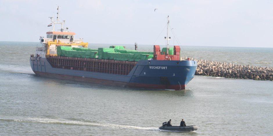 إغلاق ميناء البرلس لسوء الأحوال الجوية