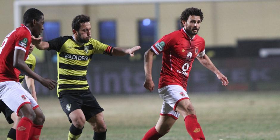 حسام غالى يلعب أخر 90 دقيقة فى مشواره الكروى أمام أياكس الهولندى