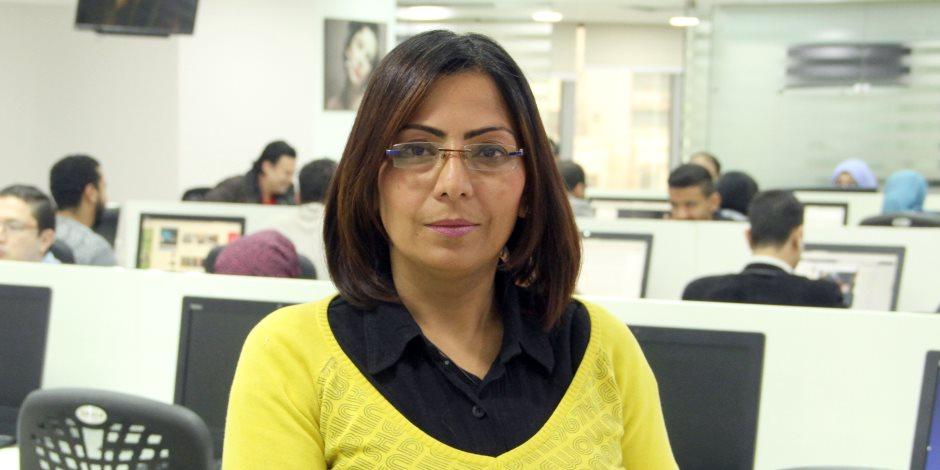 أول سيدة تقتحم هذا المجال.. الصحفية هناء قنديل رئيسا لمركز شباب السعادات بالشرقية