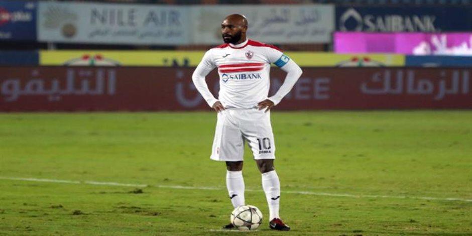 شيكابالا بعد الفوز علي الفيصلي : أعد الجماهير بتقديم الأفضل خلال الفترة المقبلة (فيديو)