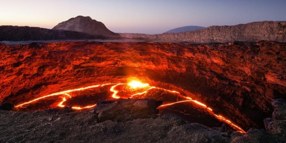 باحثون إسكتلنديون يكتشفون أكبر منطقة بركانية في العالم