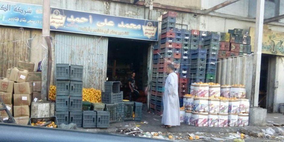 مجلس الدولة رفض تخفيض أسعار محال تجار سوق الجملة في كفر الشيخ.. لماذا؟