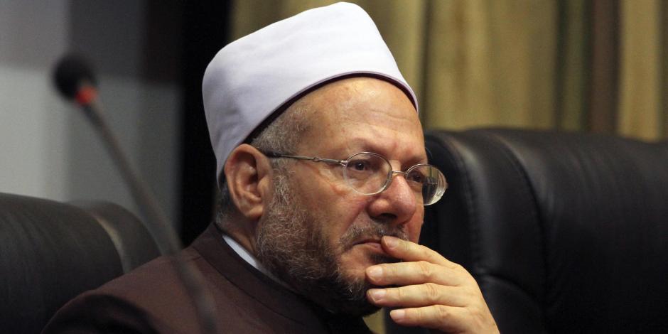 مفتي الجمهورية ينعى نائب رئيس محكمة النقض