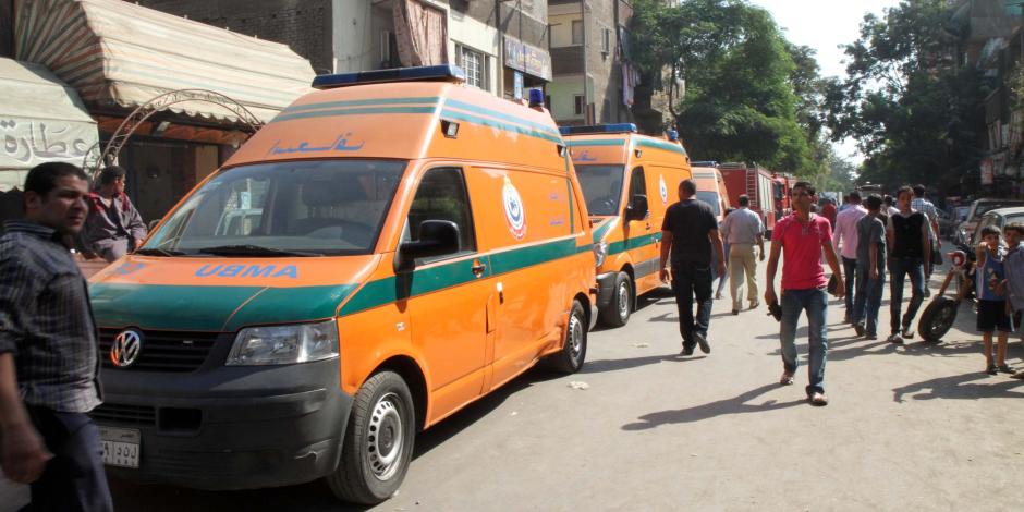 إسعاف الأقصر تعلن الطوارئ وتتلقى البلاغات على مدار الساعة قبل عيد الأضحى