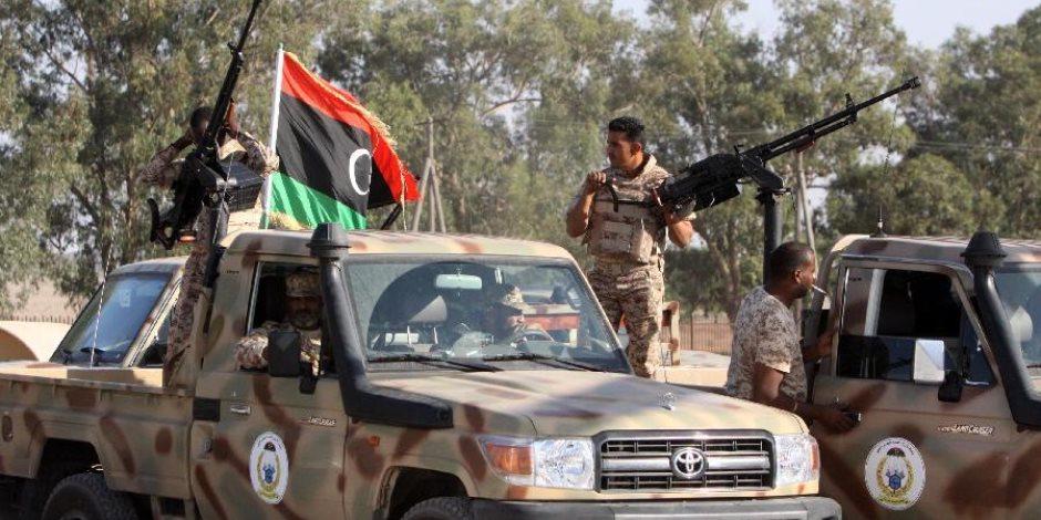 الجيش الليبي: محاور سرت والجفرة تم تحصينها بقوة الفترة الماضية