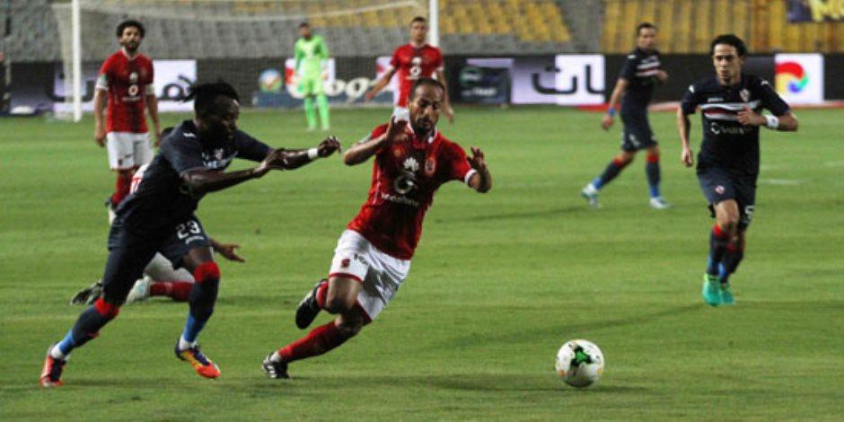 الأهلي والزمالك مع الميري.. مباريات دور الـ16 من كأس مصر (انفوجراف)