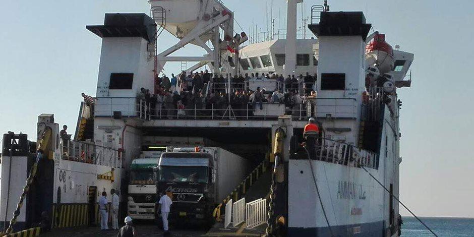 طوارىء بموانئ البحر الأحمر استعدادًا لموسم العمرة بميناء نويبع البحري