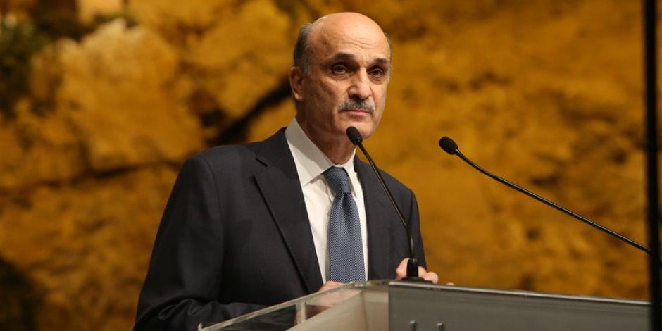 سمير جعجع يطالب «الحريري» بتقديم الحكومة اللبنانية لاستقالتها