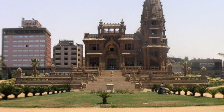 قصر البارون الذي يستقبل زائريه غدًا بعد افتتاح السيسي .. تعرف عليه