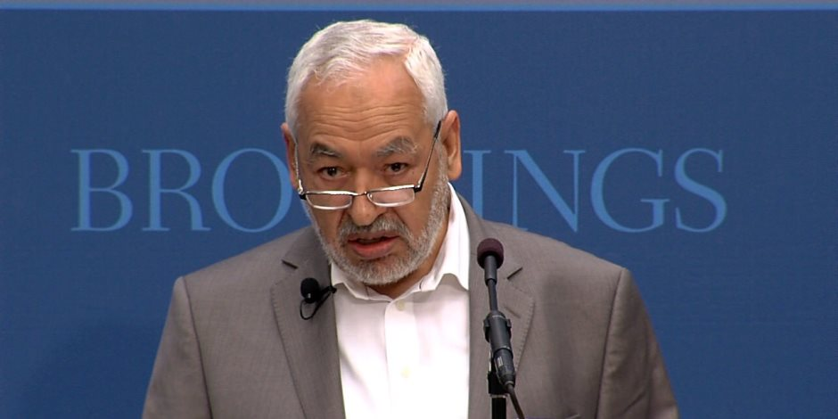 """""""مكالمة السراج - الغنوشي"""".. 7 أحزاب تونسية تندد بجريمة زعيم النهضة"""
