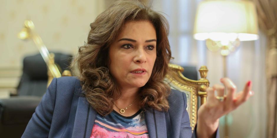 سحر طلعت: عودة رحلات الطيران الروسي إلى القاهرة اعتراف دولي باستقرار الأمن بمصر