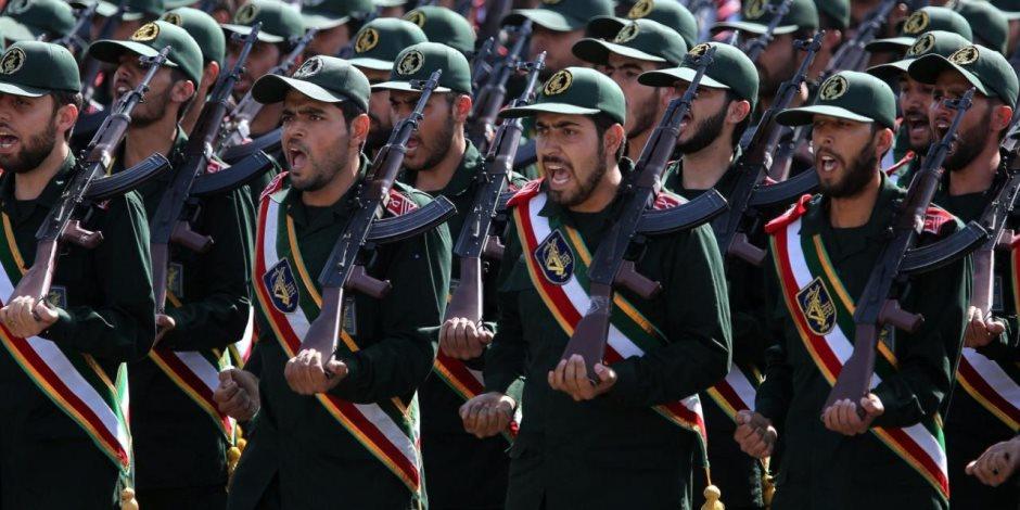 إصابة قائد الحرس الثورى الإيرانى فى تفجير سيارتين جنوب شرقى البلاد