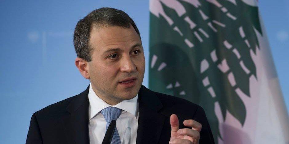 جبران باسيل يدعو روسيا استخدام نفوذها لإحداث توازن قوى بالشرق الأوسط