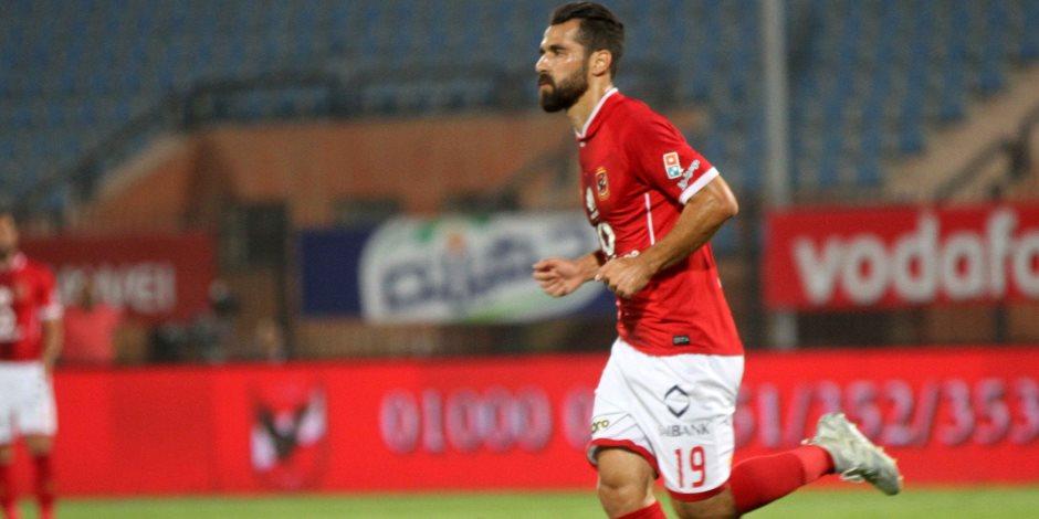 أنباء عن توقيع عبد الله السعيد للزمالك