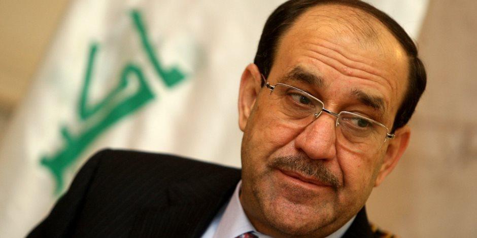 المالكي يطالب إقليم كردستان باتباع طرق قانونية لحل الخلافات المتعلقة بالاستفتاء