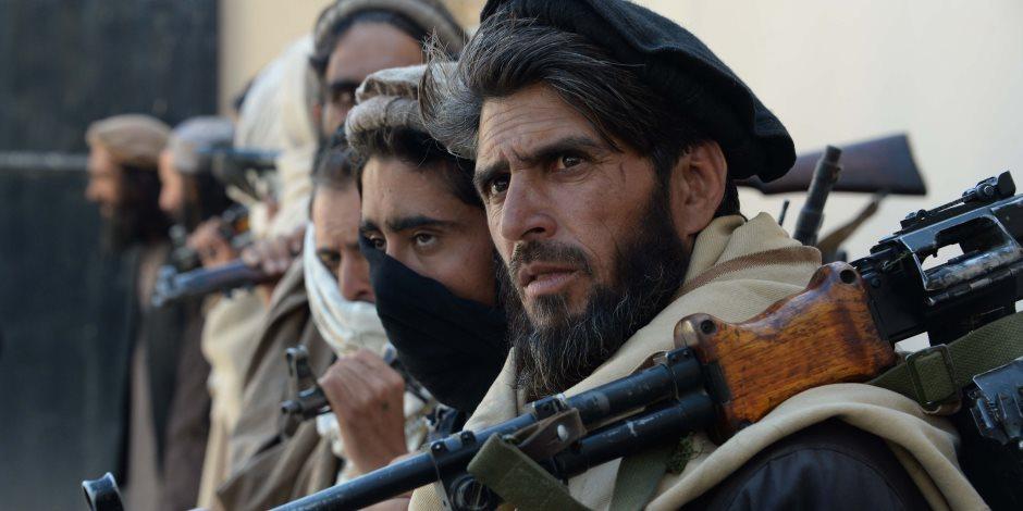 مقتل 13 مسلحًا من طالبان في غارات جوية أمريكية بأفغانستان