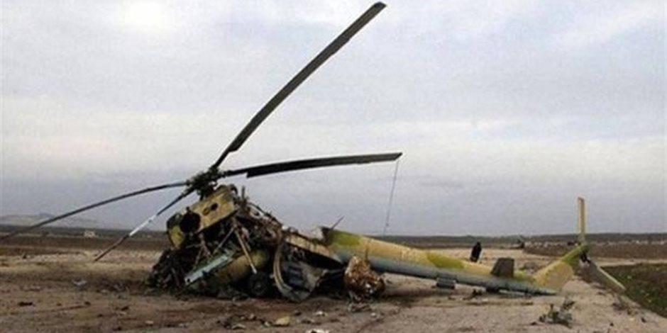 مصرع وإصابة 4 أشخاص فى تحطم طائرة تدريب بجنوب تايلاند