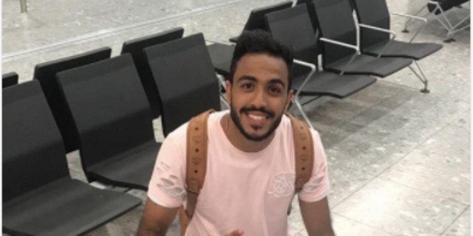 صحيفة: كهربا يوقع لأحد أندية الدوري البرتغالي