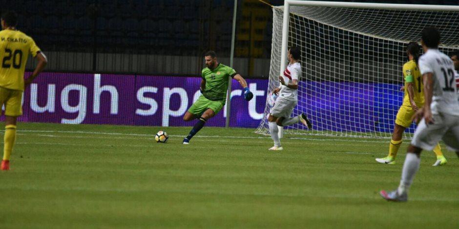 4 أرقام  مؤلمة للزمالك فى البطولة العربية