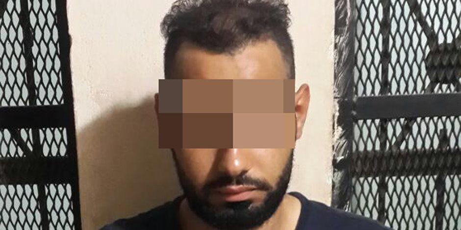 سقوط عصابة سرقة الدرجات النارية بالقاهرة في التجمع (صور)