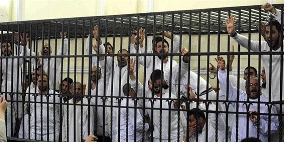 «جنايات القاهرة» تدرج 241 عضوًا بتنظيم ولاية سيناء على قوائم الإرهاب
