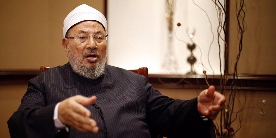 تأجيل محاكمة «القرضاوى» وآخرين لاتهامهم باغتيال العقيد وائل طاحون