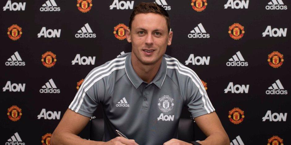 تعرف على تفاصيل صفقة إنتقال ماتيتش لمانشستر يونايتد