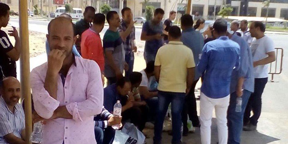 الخدمات النقابية: التهديد بالحبس ينهي اعتصام عمال الجامعة الأمريكية بالقاهرة