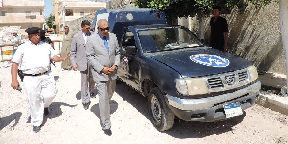 فى حملة مكبرة.. أمن المنيا ينفذ 131 حكما قضائيا ويفحص 55 مشتبها به