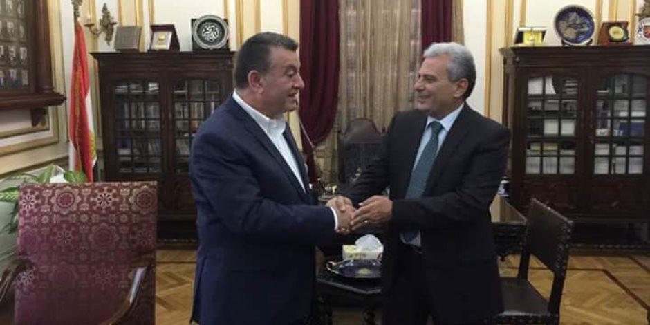 رئيس جامعة بنها السابق: السيسي نقل مصر من دولة تنهار إلى وطن منطلق