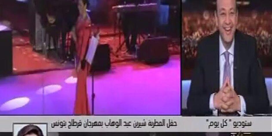 شيرين عبد الوهاب تشن هجوما كاسحا على إيهاب توفيق: «هديله على بوقه»