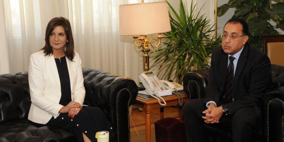 وزيرا الإسكان والهجرة يتفقان على خدمات جديدة للمصريين بالخارج