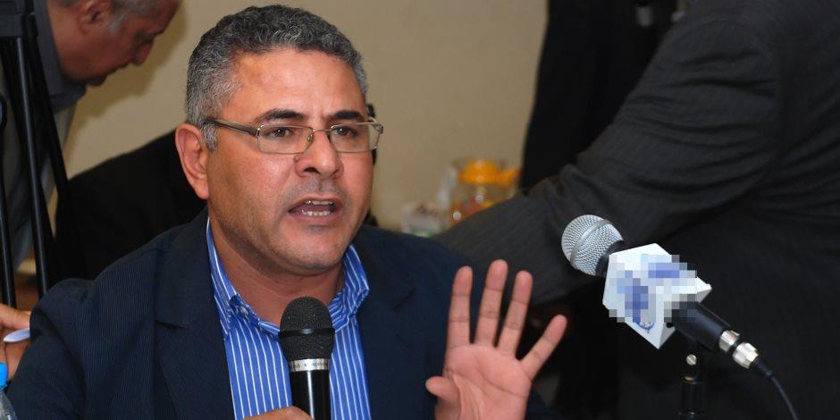 تفاصيل بلاغ اتهام جمال عيد بإهانة القضاء ونشر أخبار كاذبة عن الداخلية